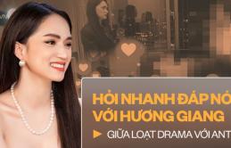 Phỏng vấn độc quyền Hương Giang về drama với antifan: 'Có thể cách làm của Giang là thoả mãn sự nóng giận nhưng lại không làm hài lòng khán giả của mình'