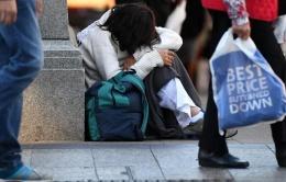Người vô gia cư ở Úc hoài nghi về vaccine COVID-19